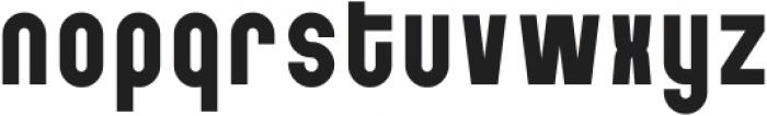 SK Barbicane Bold ttf (700) Font LOWERCASE