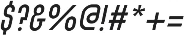 SK Barbicane Light Italic ttf (300) Font OTHER CHARS
