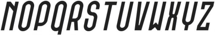 SK Barbicane Light Italic ttf (300) Font UPPERCASE