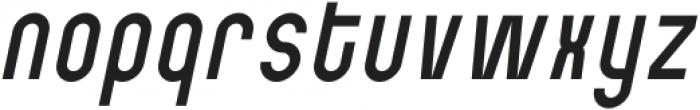 SK Barbicane Light Italic ttf (300) Font LOWERCASE