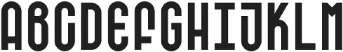 SK Barbicane Regular ttf (400) Font UPPERCASE