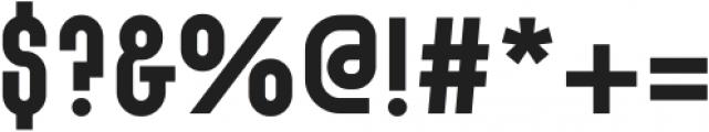 SK Barbicane Unicase Bold ttf (700) Font OTHER CHARS