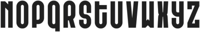 SK Barbicane Unicase Bold ttf (700) Font LOWERCASE