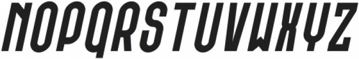 SK Barbicane Unicase Italic ttf (400) Font UPPERCASE