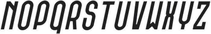 SK Barbicane Unicase Light Italic ttf (300) Font UPPERCASE