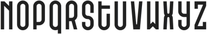 SK Barbicane Unicase Light ttf (300) Font LOWERCASE