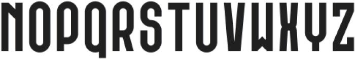 SK Barbicane Unicase Regular ttf (400) Font UPPERCASE