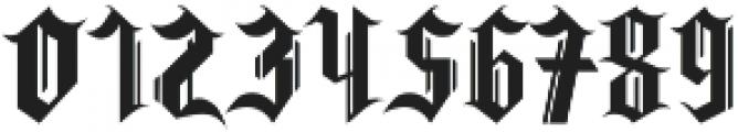 Skandinav otf (400) Font OTHER CHARS