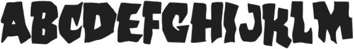 Skate Bait otf (400) Font LOWERCASE