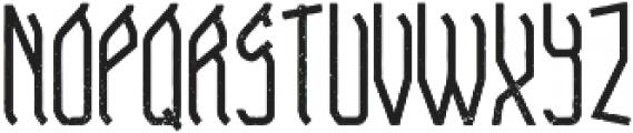 SkateboardFont Aged otf (400) Font UPPERCASE