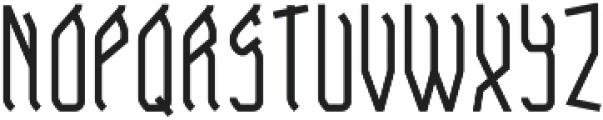 SkateboardFont Base otf (400) Font UPPERCASE