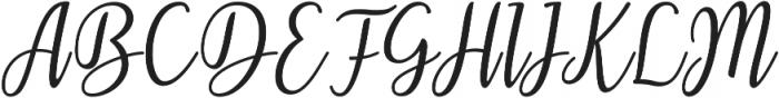 Skatera otf (400) Font UPPERCASE