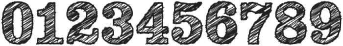 SketchSlab Bold ttf (700) Font OTHER CHARS