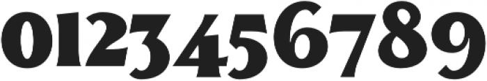 Skiff Black otf (900) Font OTHER CHARS