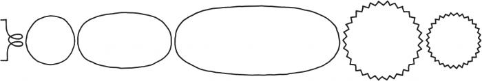 Skitch Borders otf (400) Font LOWERCASE