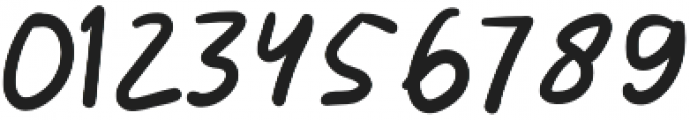 Skizzle Regular otf (400) Font OTHER CHARS