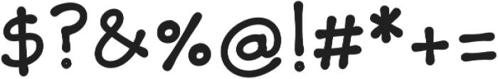 Skriva Bold otf (700) Font OTHER CHARS
