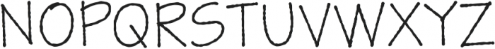 Skriva Inky otf (400) Font UPPERCASE