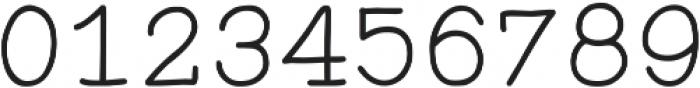 Skurier ttf (400) Font OTHER CHARS