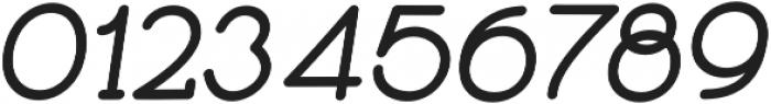 Skybird ExtraBold Italic otf (700) Font OTHER CHARS