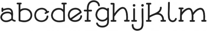 Skybird Medium otf (500) Font LOWERCASE