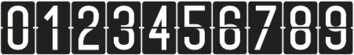 Skyfont Regular otf (400) Font OTHER CHARS
