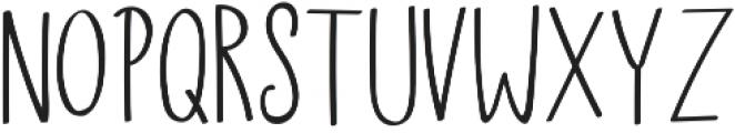 Skylar Sans ttf (400) Font LOWERCASE