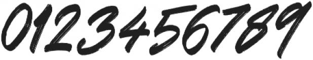 Skywalker alt otf (400) Font OTHER CHARS