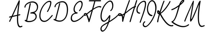 Skolateka Script - handwritten typeface 2 Font UPPERCASE