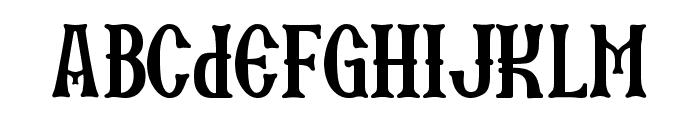 SKARTANICK Font UPPERCASE
