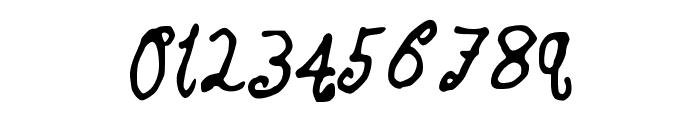 SKBlondeCurls Font OTHER CHARS