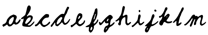 SKFreedom Font LOWERCASE