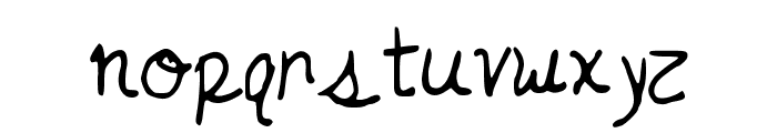 SKSummerLove Font LOWERCASE