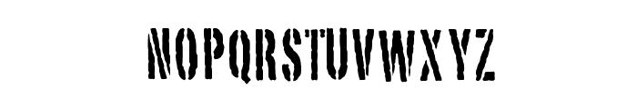 SKULL TS 2 Font LOWERCASE