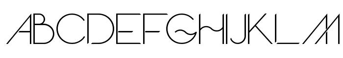 Skandar Font UPPERCASE