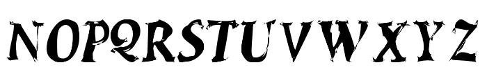 Skechie Medium Font UPPERCASE
