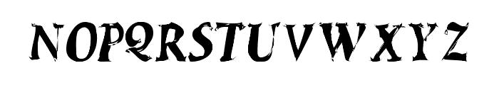 Skechie Medium Font LOWERCASE