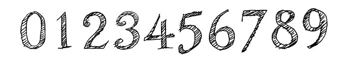 Sketch Fine Serif Font OTHER CHARS