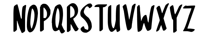 Skinny Dipping Font LOWERCASE