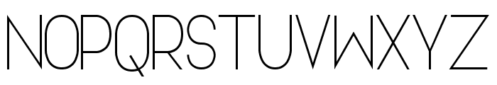 Skinny Jeans Font LOWERCASE