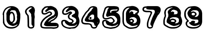 Skinny Zebra 2 Font OTHER CHARS