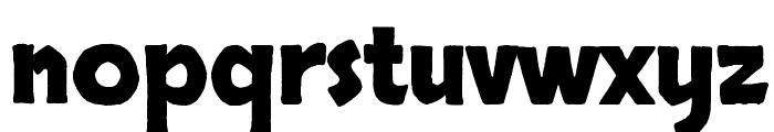 Skranji Bold Font LOWERCASE