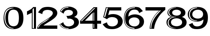 Skunkline Font OTHER CHARS