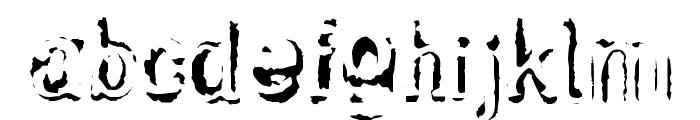 Skwieker Regular Font LOWERCASE