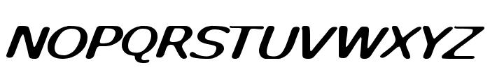 Sky Skunk Font UPPERCASE