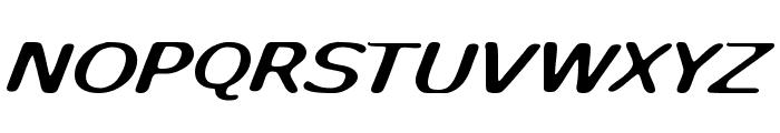 Sky Skunk Font LOWERCASE