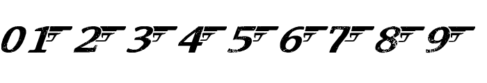 SkyFall Done Font OTHER CHARS