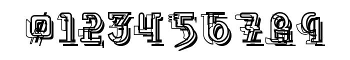 Skylab Font OTHER CHARS