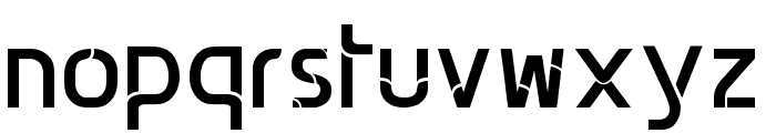 Skynet.Enterprise Font LOWERCASE