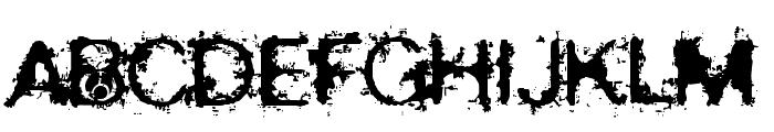 skirules-Sans Expanded Medium Font UPPERCASE